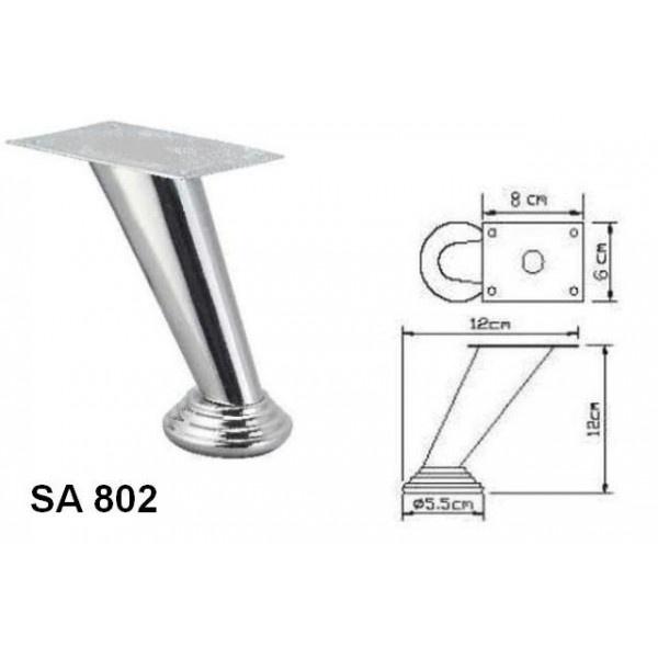 Nábytková noha SA802