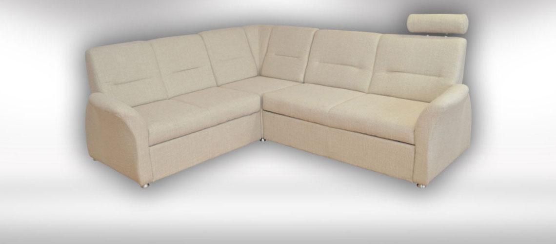 Rohová sedačka na mieru Atessa od slovenského výrobcu