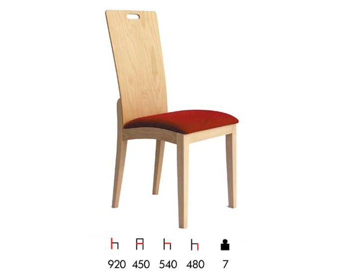 Stolička cs380-1