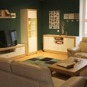 Sedačka v obývačke: Nebojte sa ju dať do priestoru