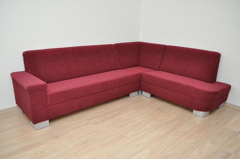Moderná sedačka Arles sadne každej obývačke