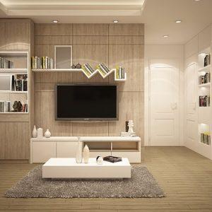 Ako zariadiť nábytok v malej obývacej izbe