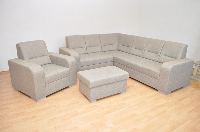 Chceli by ste relaxačný nábytok? Stačí si vybrať dobrú sedaciu súpravu.