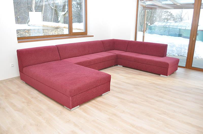 Pohodlná sedačka Denton pre veľkú rodinu