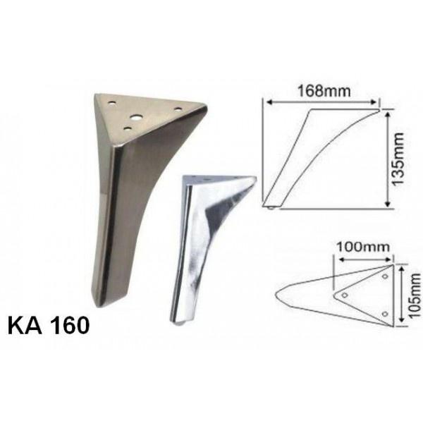 Nábytkové nohy KA160