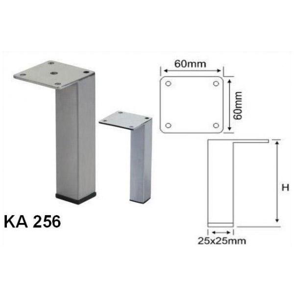 Nábytkové nohy KA256