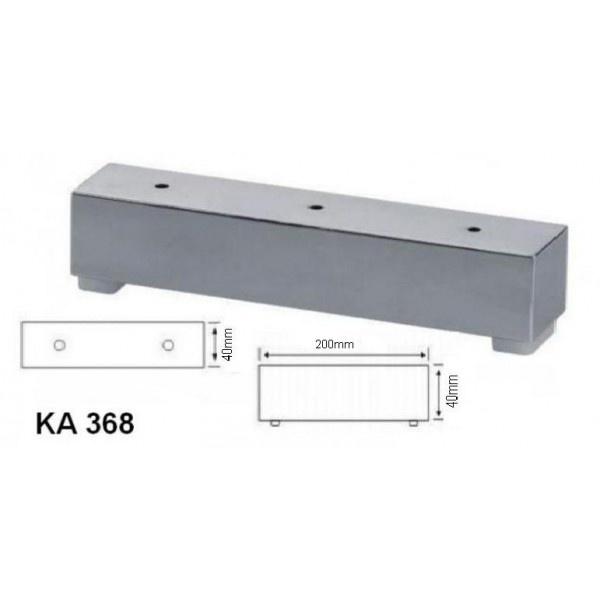 Nábytková noha KA368