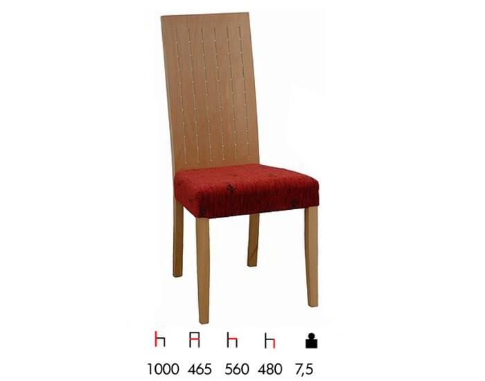 Stolička cs350-1