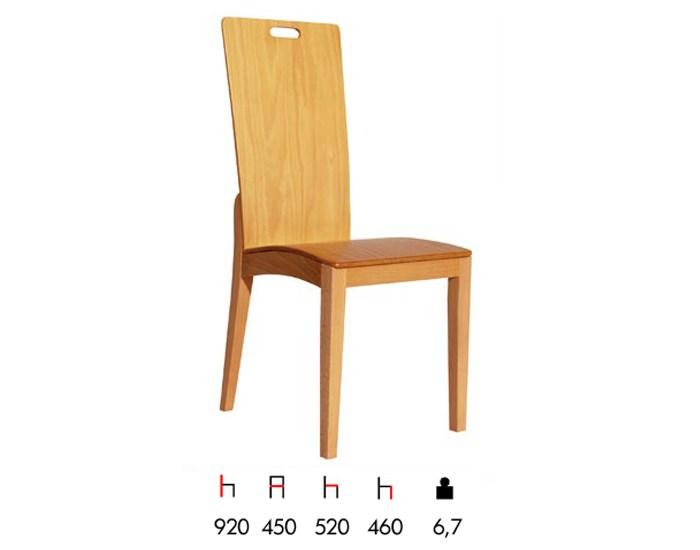 Stolička cs390