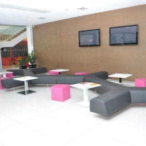 Zariaďovanie biznis centier na mieru: T-Systems