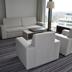 Moderný hotel si zaslúži moderné zariadenie