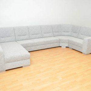 Keď sa do modernej sedačky integruje kreslo aj gauč